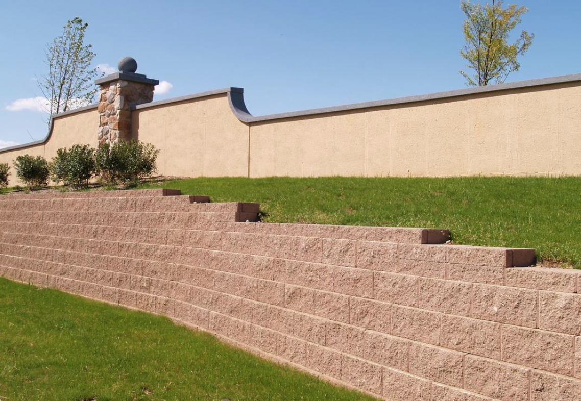 ​Concrete Retaining Wall, Bellevue Wa